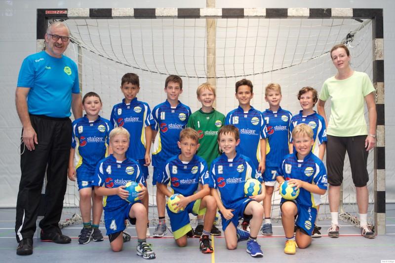 Neue Teamfotos der Jugend