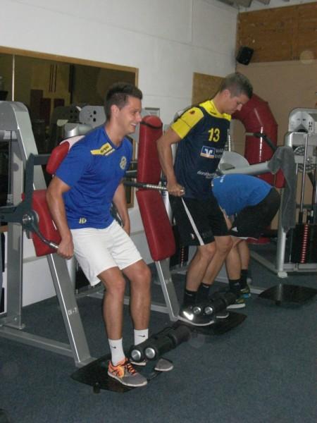 Jens Dieterle und Manuel Schmid